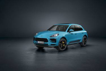 Porsche Macan 2019 4