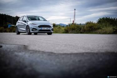 Prueba Ford Fiesta St 2018 4