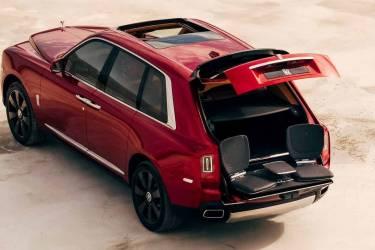 Rolls Royce Cullinan 0518 010