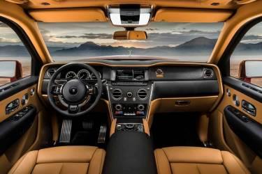 Rolls Royce Cullinan 0518 029