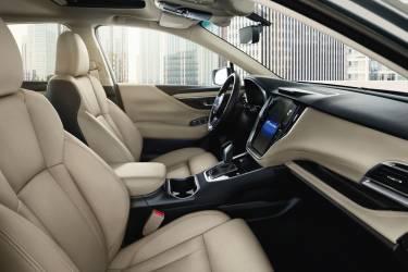 Subaru Legacy 2019 Interior 1
