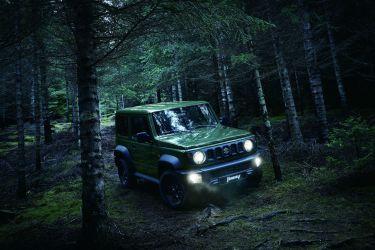 Suzuki Jimny Pro 1