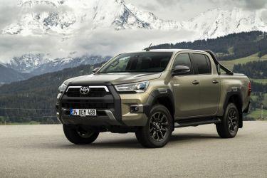 Toyota Hilux 2021 Preventa 01