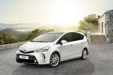 Toyota Prius Plus 4