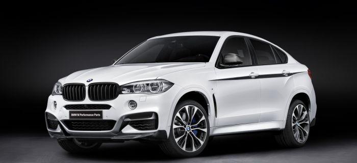BMW X6 M Performance: nuevos detalles estéticos y de rendimiento