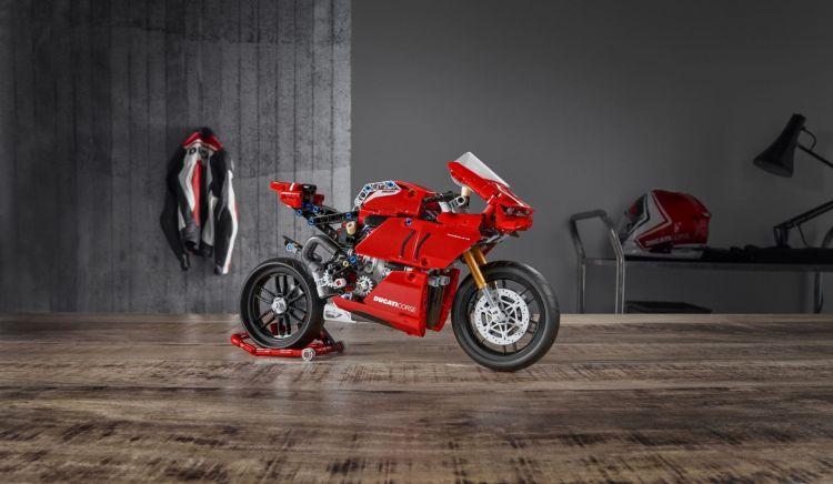 01 Ducati Panigale V4 R Lego Technic Uc154220 High