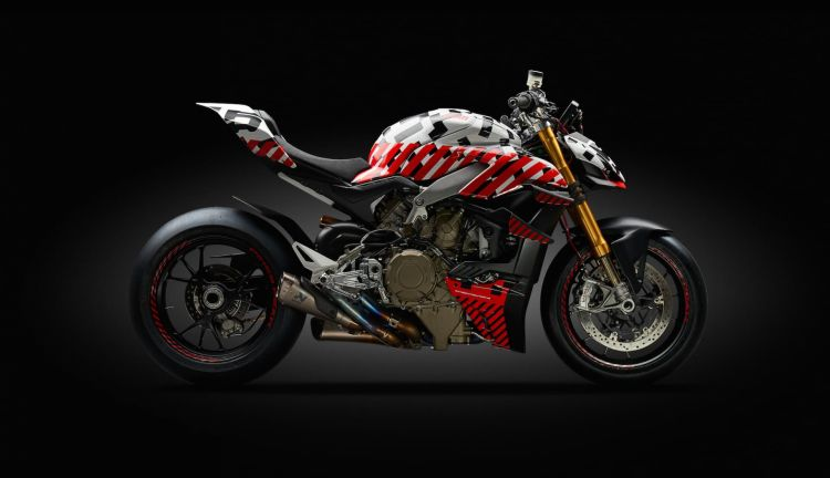 01 Ducati Pikes Peak International Hill Climb 2019 Streetfighter Prototype Uc74719 High
