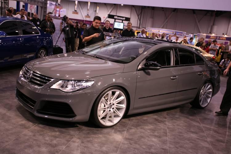 Volkswagen Super CC Performance Concept