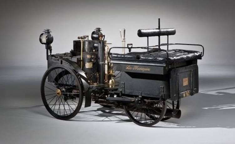 El automóvil funcional más antiguo de la historia se subasta por 4,6 millones de dólares