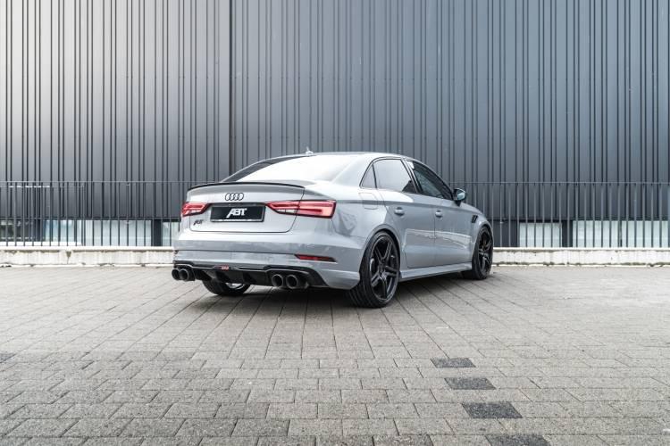 03 Abt Audi Rs3 Sedan Rear Diagonal