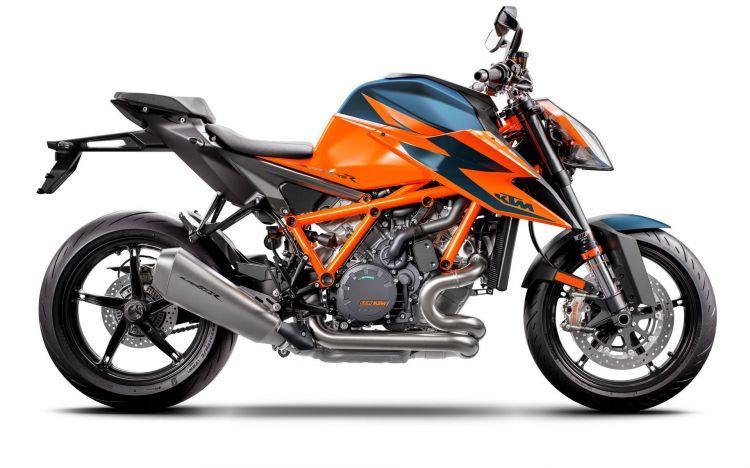 04 Ktm 1290 Super Duke R My20 Orange Right