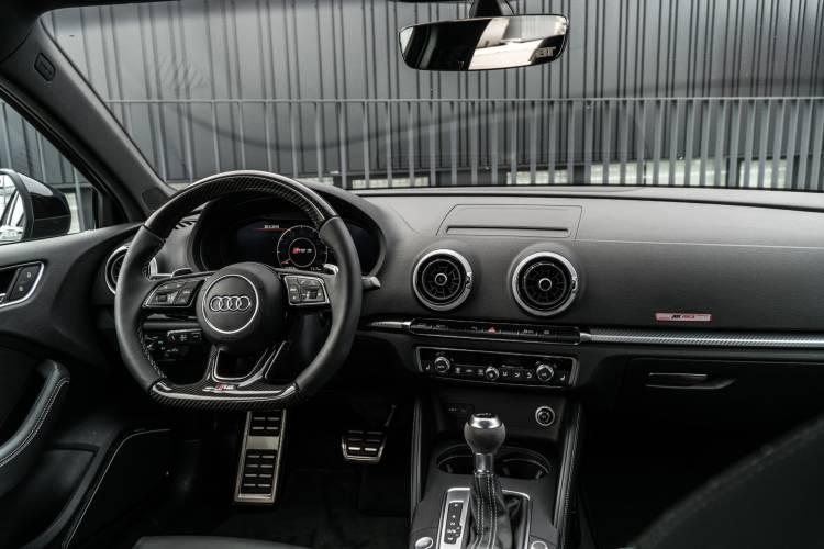 06 Abt Audi Rs3 Sedan Cockpit