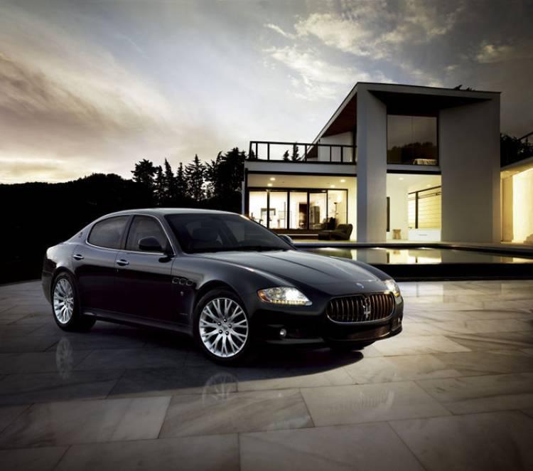 Maserati planea desarrollar una nueva berlina por debajo del Quattroporte
