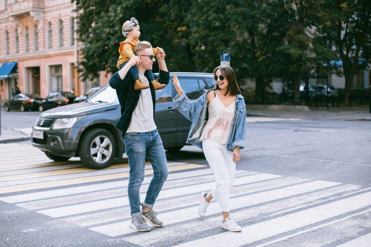 10 Infracciones Quitan Puntos Paso Peatones Cebra
