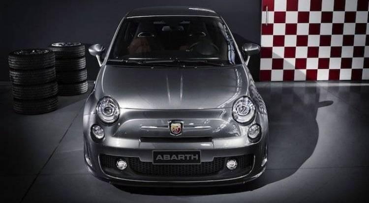 Abarth 500 USA