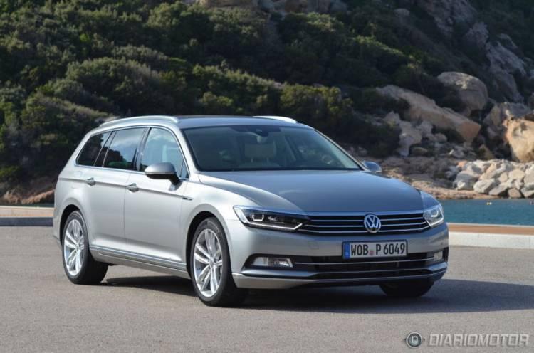 Volkswagen Passat a prueba