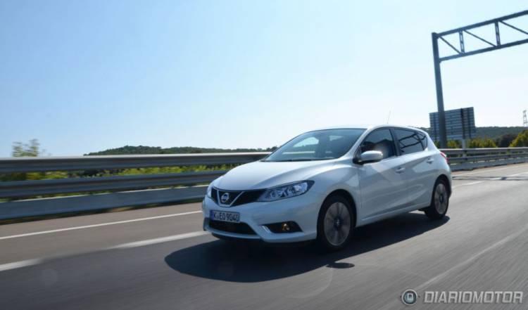 Nissan Pulsar 2014 a prueba