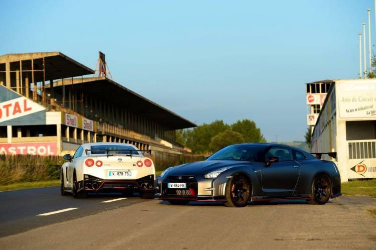 Nissan GT-R Nismo: nueva galería de imágenes