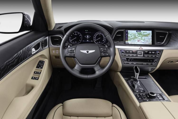 Hyundai Genesis: en España por 67.750 euros