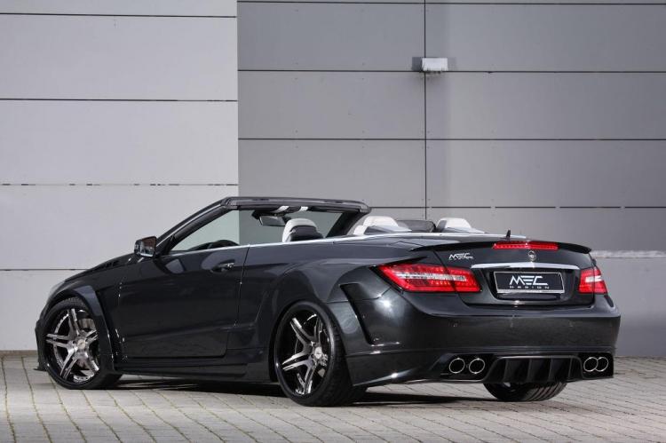 MEC Design le da una ración de músculo al Mercedes Clase E Coupé y Cabrio