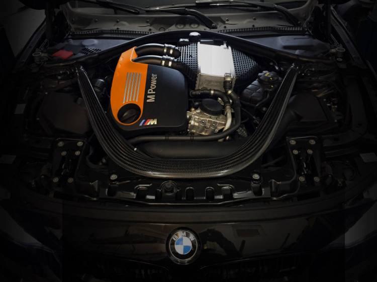 BMW M4: ahora con 520 caballos de la mano de G-Power