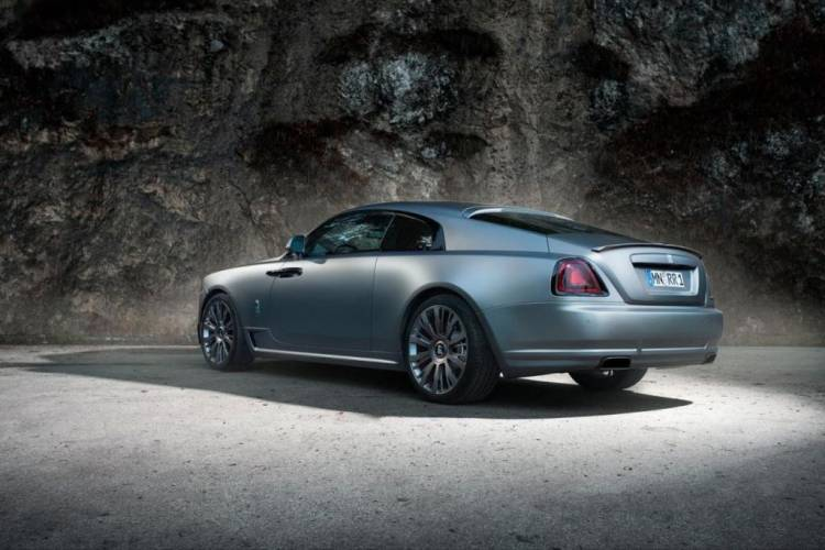 Novitec Spofec Rolls-Royce Wraith