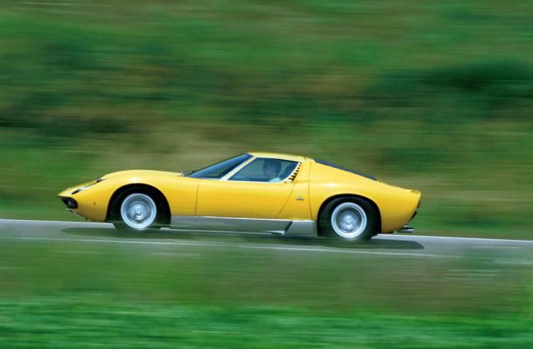 Lamborghini Miura: el origen del superdeportivo