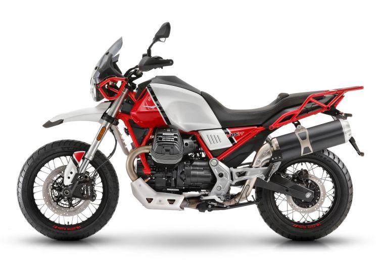 11 Moto Guzzi V85 Tt