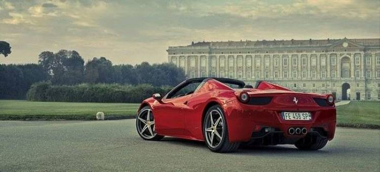 Habrá una versión Speciale del Ferrari 458 Spider