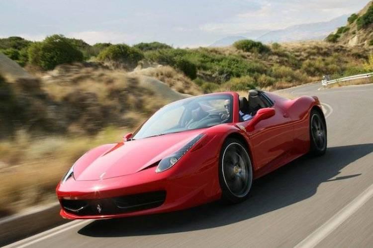 Ferrari 458 Spider 2 En 1 Coupe Y Descapotable Por 30 000 Mas
