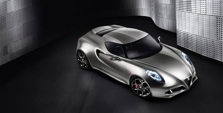 Alfa Romeo 4C Concept (2011)