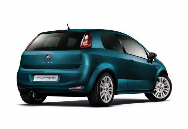 Fiat Punto: en 2015 podría ser sustituido por un 500 de 5 puertas