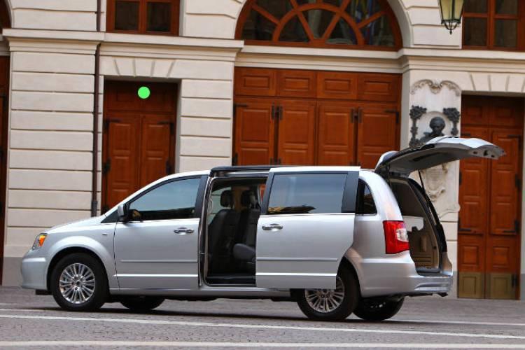 Lancia en el Salón de Ginebra