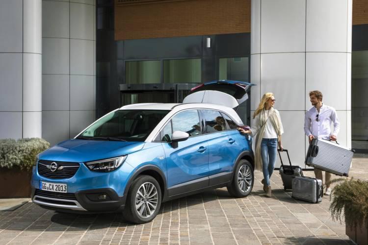 1186292 Opel Crossland X 306457