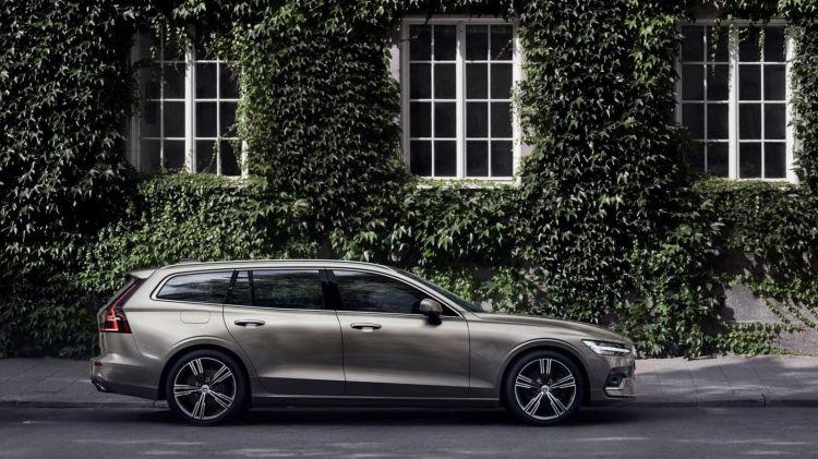 1187786 223586 New Volvo V60 Exterior