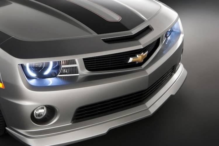 Chevrolet Camaro SEMA Show 2011