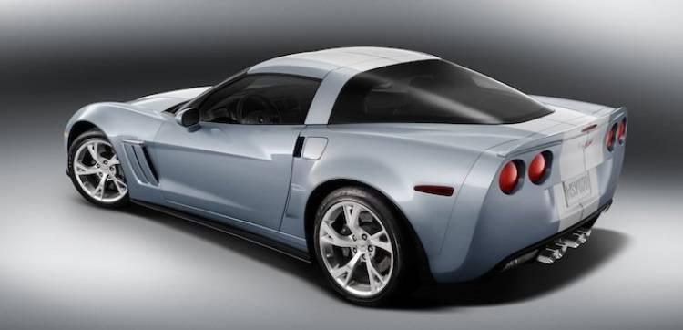 Corvette SEMA Show