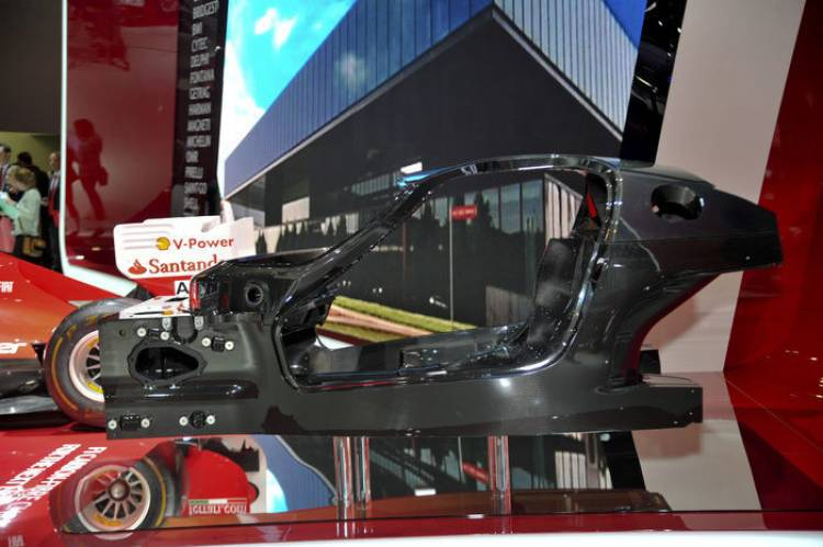 El sucesor del Ferrari Enzo llegará en febrero
