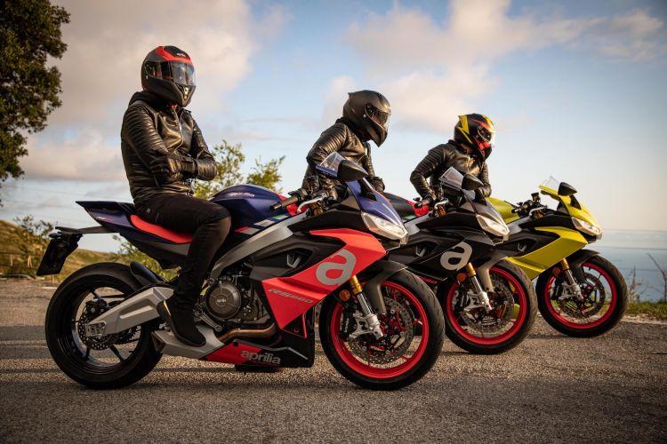moto Aprilia Rs 660