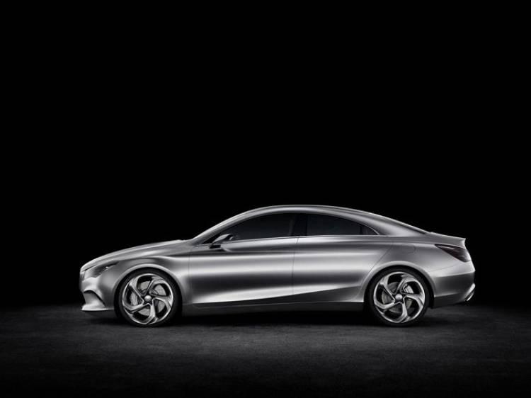 El Mercedes CLA 45 AMG se presentará en el Salón de Frankfurt de 2013