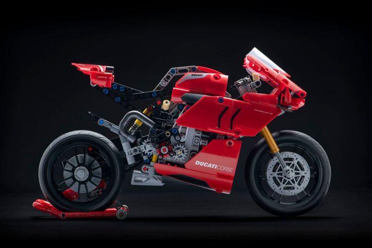 12 Ducati Panigale V4 R Lego Technic Uc154226 High