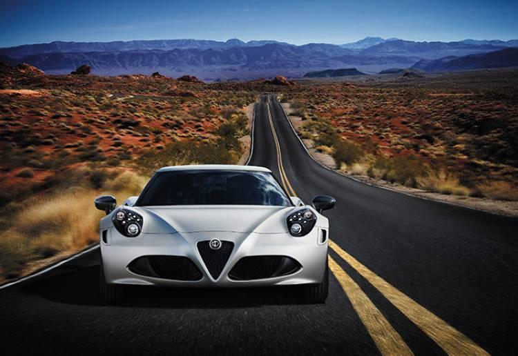 El Alfa Romeo 4C llegará a Estados Unidos en junio