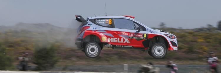 2015 Portugal Rallyecopyright: Hyundai Motorsport