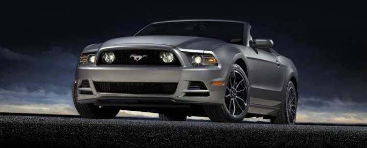 Ford Mustang MY2013