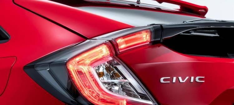 1440 Honda Civic 5p 2017
