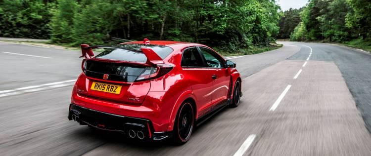 Civic Type R Pan-European launch