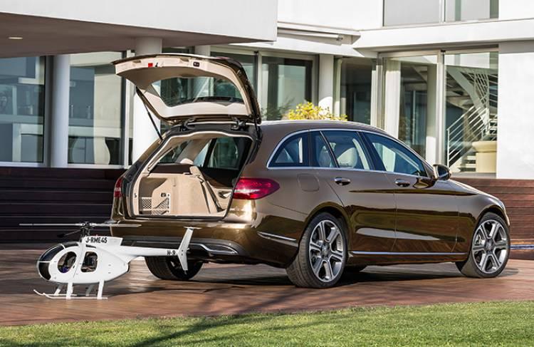 Mercedes Clase C Estate 2014