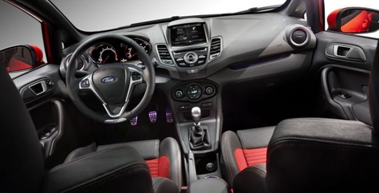 Nuevo Ford Fiesta ST, todos los detalles