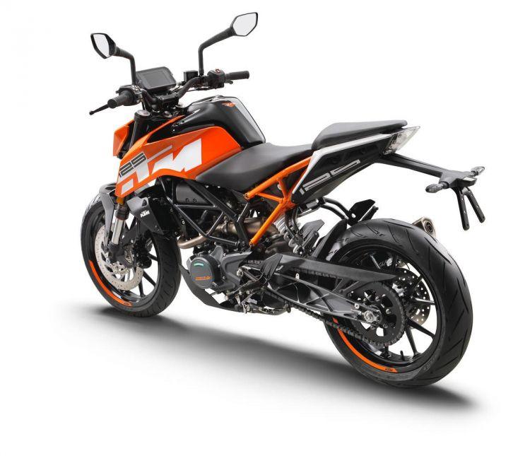 165521 125 Duke Orange