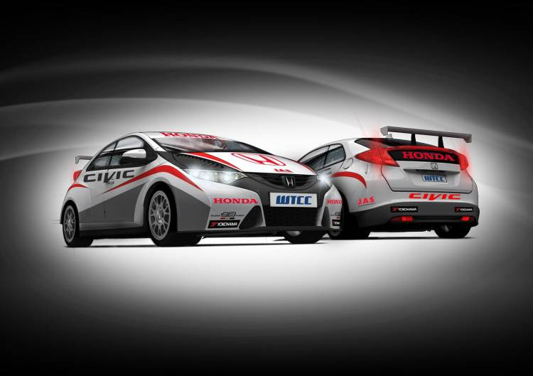 Honda Civic WTCC (2012)